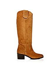 Moda in Pelle Garcina Long Boots