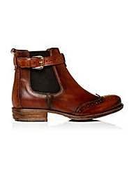 Moda in Pelle Calisee Short Boots