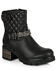 Df by Daniel GillyGate Biker Boot