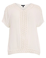 Samya Crochet Front Top