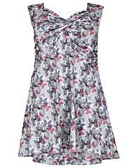 Samya Printed Dress
