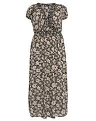 Samya Printed Maxi Dress