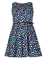 Samya Polkadot Dress