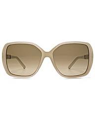 Chloe Daisy Square Sunglasses