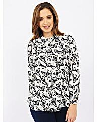 Koko Printed Shirt