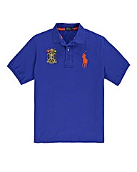 Polo Ralph Lauren Tall Flag Crest Polo