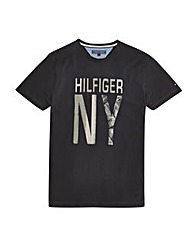 Tommy Hilfiger Mighty NY Logo T Shirt