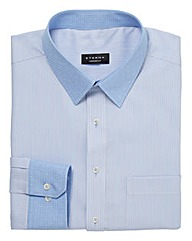 Eterna Mighty Fine Stripe Shirt
