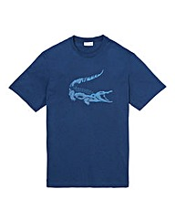 Lacoste Mighty Croc Print T-Shirt
