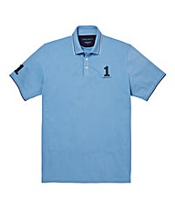Hackett Mighty Number Polo Shirt