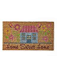 Home Sweet Home Coir Door Mat