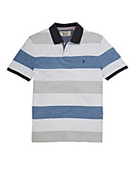 Original Penguin Tensi Stripe Polo Reg