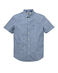 ORIGINAL PENGUIN SS GINGHAM SHIRT REG