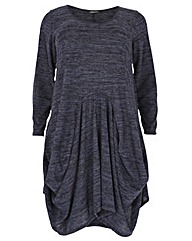 Feverfish Knitted Tunic Dress