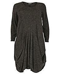 Feverfish Knitted Tunic Dress