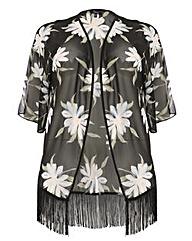 Samya Fringe Kimono