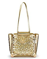 JOANNA HOPE Cutwork Bag
