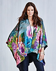 JOANNA HOPE Floral Wrap