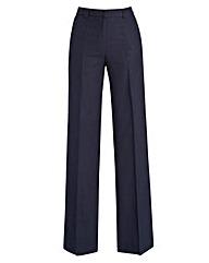JOANNA HOPE Linen-Blend Trousers 33in