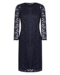 JOANNA HOPE Lace Dress and Jacket