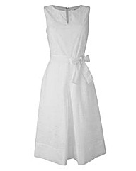 Joanna Hope Broderie Anglaise Dress