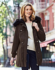 Parka With Detachable Inner