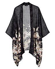 JOANNA HOPE Print Kimono