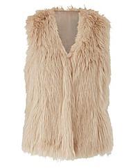 JOANNA HOPE Faux Fur Gilet