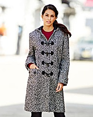 Duffle Coat Length 37in