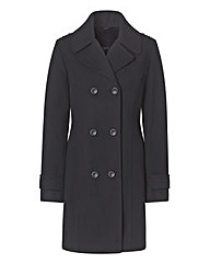 Trench Coat Short
