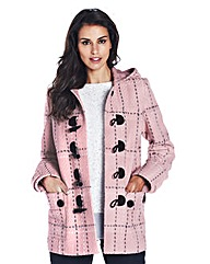 Duffle Coat Length 28ins