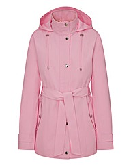 Cotton Hooded Jacket