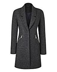 Boucle Boyfriend Coat