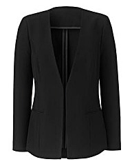 Edge-to-Edge Tailored Jacket