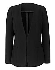 Edge-to-Edge Tailored Jacket