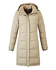 Trespass Long Line Padded Jacket