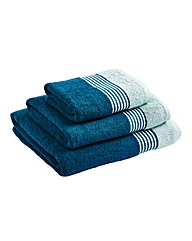 Kingsley Home Duo Bath Sheet Towel