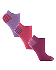 Jennifer Anderton Plain Trainer Socks