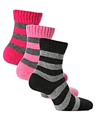 Jennifer Anderton Cushion Angora Socks
