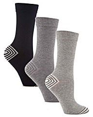 Jennifer Anderton Plain True Socks