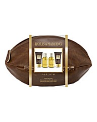 Baylis & Harding Rugby Ball Wash Bag Set