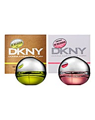 DKNY Be Delicious & Fresh Blossom BOGOF