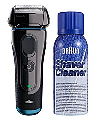 Braun Series 5 Wet and Dry Foil Shaver