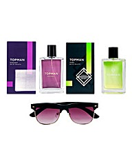 Topman Sports & Bergamot FREE Sunglasses