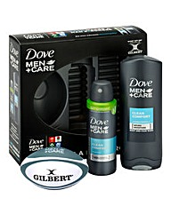 Dove Men Rugby Gift Set
