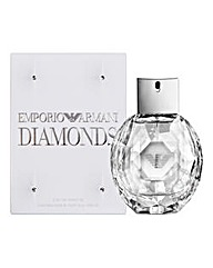 Armani Diamonds 50ml EDP Free Gift Wrap
