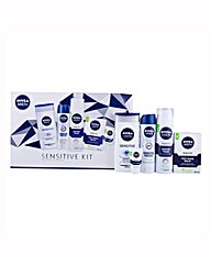 Nivea Mens Sensitive Deluxe Gift Set