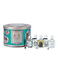 Penhaligons Mens Minis Tin Set