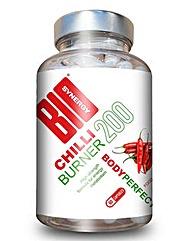Body Perfect Chilli Burner 60 Capsules