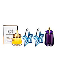 Thierry Mugler Miniatures 4 Piece Set